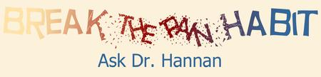 Ask Dr. Hannan